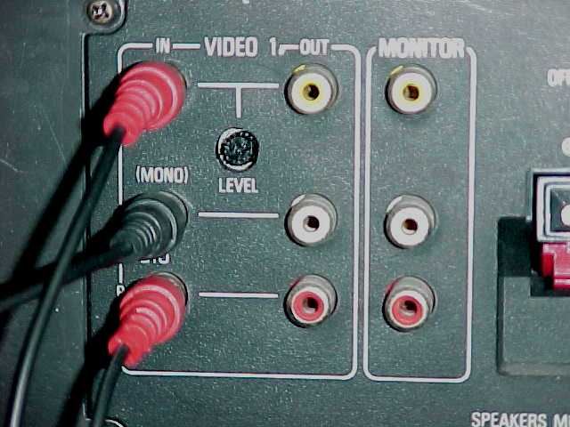 tv inputs
